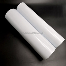 excellent toughness protective black and white plastic film
