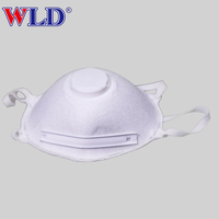 Different specifications medical use non woven n95 face mask