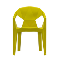 cheap colorful stackable plastic chair