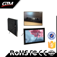 "32"" Hot Hd Digital Video Advertising Led Display Touch Screen School Board Android Panel Pc Digital Video Player Oem Totem"