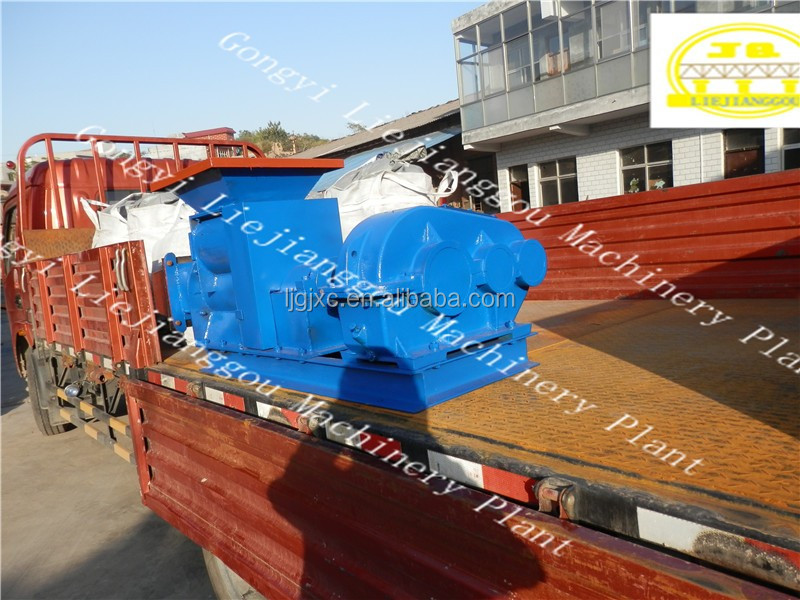 Advanced design! brick clay roller crusher