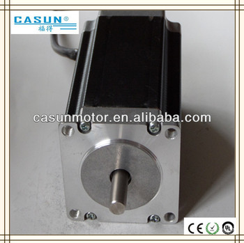 Casun nema 23 cnc milling motor spindle stepper motor 57x10mm
