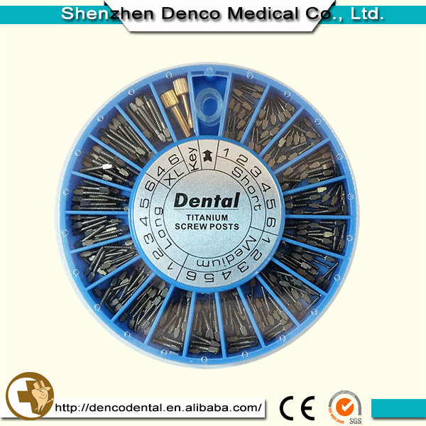 china products Promotional Post Screw Sino Ortho Dontic Braces