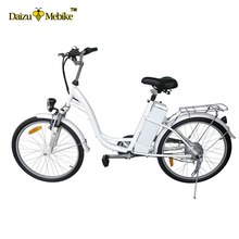 "24"" adult 250w e bike Electric Bicycle motor 2 wheel 36v lithium battery city classic Electric motorcycle with pedal assist"
