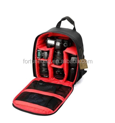 Camera Backpack DSLR SLR Camera Bag Video Padded Backpack Waterproof for Nikon,Canon, Olympus, Samsung, Panasonic, Pentax