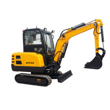Chinese Cheap price yuchai Digger 2Ton Mini Excavator