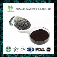 Pure Natural and hot selling black rice extract powder 10:1ferulic acid powder