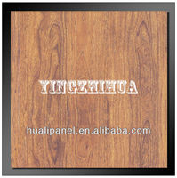 Wooden designs transfer printing films