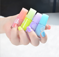 2015 hot selling colorful water besed no-toxic nail polish