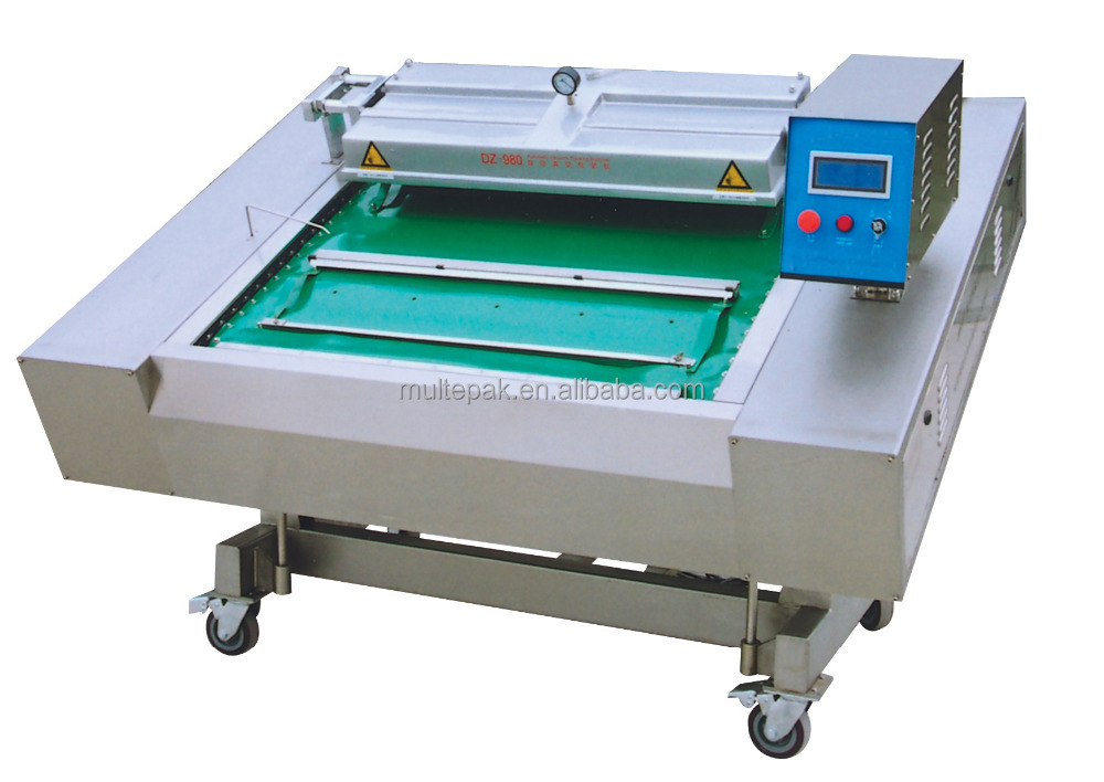 Beef Seasoned with Soy Sauce peanut Vacuum Heat Sealer packing machine
