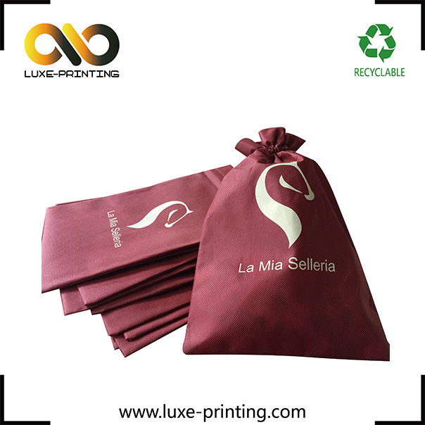 Henna red belt and road online-only sale jewel packaging bag