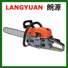 Big power 52cc chain saw gasoline