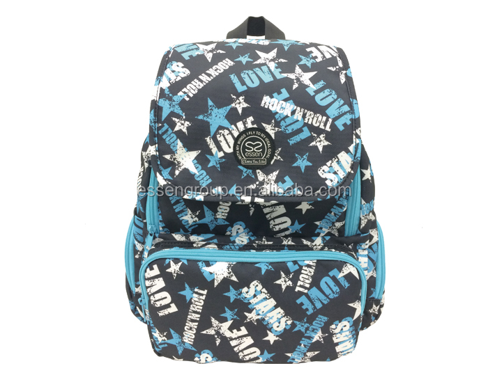 Fashionable Design Pattern Daypack
