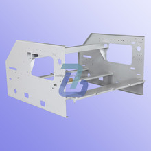 sheet metal fabrication used in textile machinery