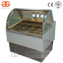 Ice Cream Display Refrigerator/Hard Ice Cream Display Case/Ice Cream Display Freezers Price