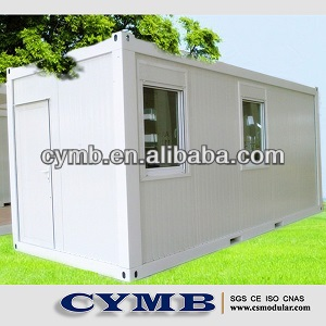 CYMB light steel prefab houses