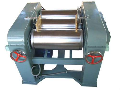 printer ink grinding mill/Three rolling mill machine