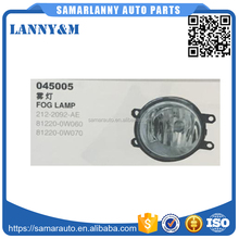 European truck High quality durable Parts fog lamp HINO 300 Truck headlights oem 81220-0W060 81220-0W070