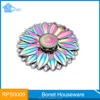 RPS0009 New item plastic spinning top