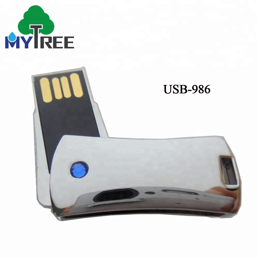 Newest model metal USB <strong>flash</strong> 32GB with Jewel stone Swivel Twister Usb Memory Stick Usb <strong>Flash</strong> Driver For Computer