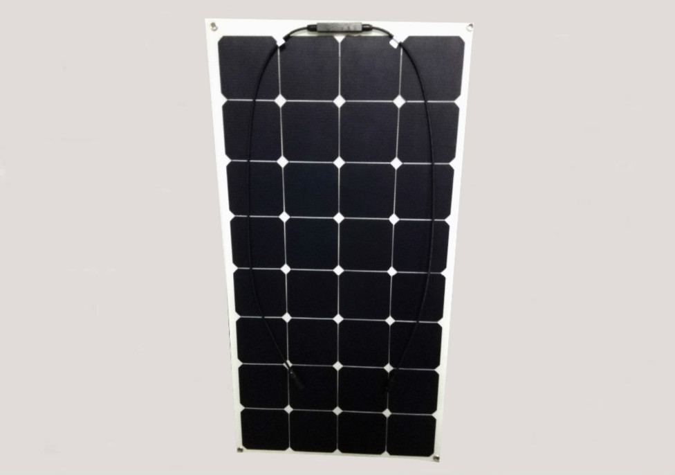 EXW Price High Quality Thin Film Solar Cell Flexible Solar Panel 100Watt For Marine,Roof Solar System