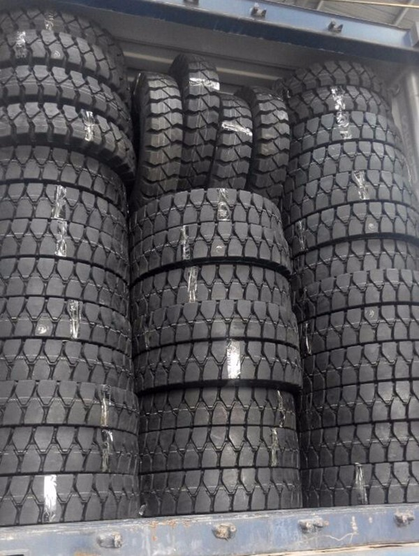 solid forklift tire 21x7x15, 600-9 forklift solid pneumatic tires (various size)