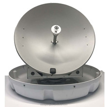yacht and boat use ku band 60cm satellite dish antenna