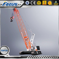 QUY350 China wholesale merchandise 350 tons crawler crane,large crawler crane