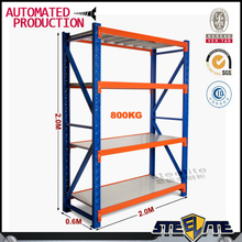 store shelf shelving rack for storage / used supermarket shelf