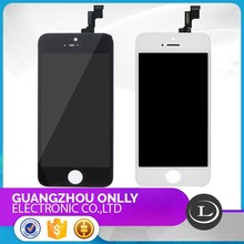 High quality lcd screen for iphone 5c,mobile display replacement for iphone 5c digitizer lcd
