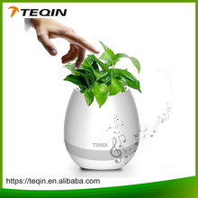 wholesale most popular music flower pot for office people