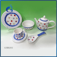 hot sale popular kitchen tea pot set