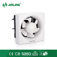 High quality Full plastic wall mount exhaust fan CE/kitchen ventilating fan