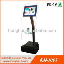 Fashion design cell phone charging kiosk