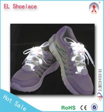 new generation colorful led shoelace for party / led shoelace for holiday and festival / running led shoealce
