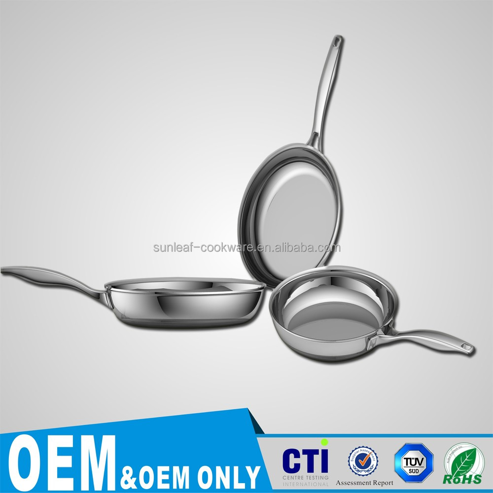 Food Grade Hot Sale Cookware Parts Stainless Steel Cookware Handle