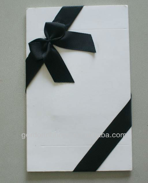Particular gift packing bows