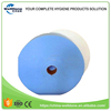Blue adl non-woven fabric disposable cheap diapers