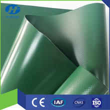 1300*1300/30*32 1050g PVC knifed coated banner for Tent