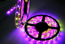 5M 5050 SMD RGB 300 leds party stage decoration led strip red blue green good quality