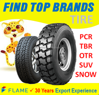 Manufacture brand BOTO tire TBR Truck tire and PCR Car tire from 12 inch to 24 inch