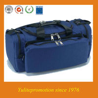 Durable large sports travel bag made from 600D polyester