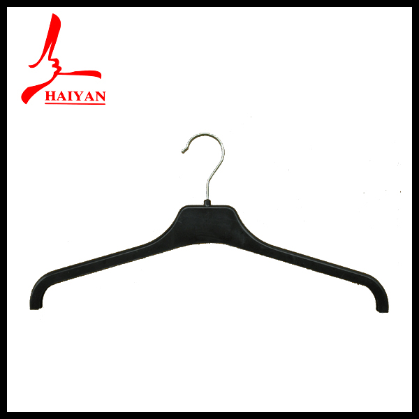 Coat hanger,anti- slip pads and cross bar added in design-HY1024