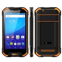F2 4G Runbo Smartphone inch 1920x1080 Ip67 Mobile Phone Android 6.0 6500mAh IP67 Rugged NFC 6.5 Smartphonee