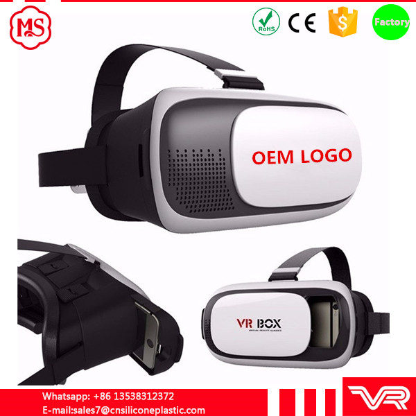 2017 hot products 3D vr box 2.0,Google vr headset,virtual reality glasses Bluetooth Remote Control