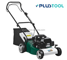 460mm Self-propelled Petrol Gasoline 18inch Lawn Mower With Individual Central height adjustment