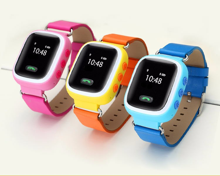 "Wecould China 1.44"" mtk6261smart kids watch bluetooth voice monitor gps tracker watch kids"