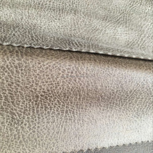 Home Textile,Sofa,Upholstery Use and 100% Polyester Material bronze suede sofa fabric