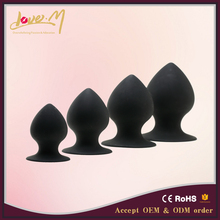 4 size big anal butt plug set adult sex toys alibaba malaysia for man and woman