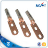 Made in China Electric power fitting CASD Cable Terminal aluminium copper bimetal lugs with two holes